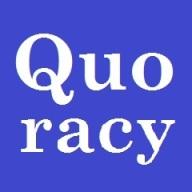quoracyblulogo